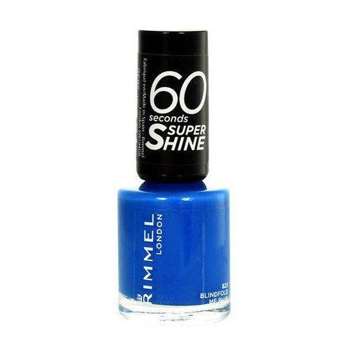 Rimmel 60 Seconds Super Shine lakier do paznokci odcień 340 Berries And Cream 8 ml