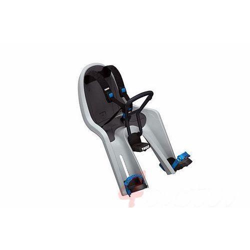 Fotelik rowerowy na przód Thule RideAlong mini jasnoszary 100104