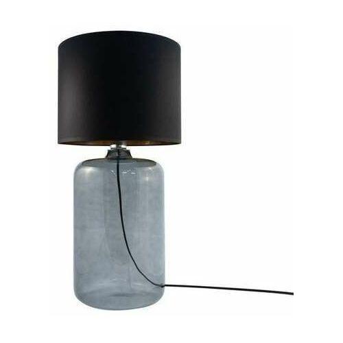 Zuma Line Amarsa 5511BKGO lampa stołowa 1x40W E27 czarna/złota/czarna dymiona