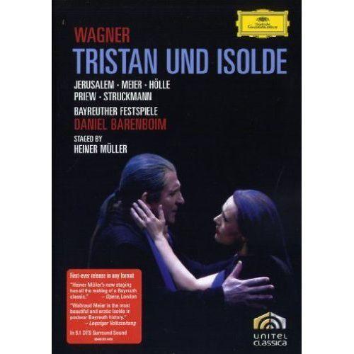 WAGNER:TRISTAN & ISOLDE - Daniel Barenboim (Płyta DVD) (0044007344392)