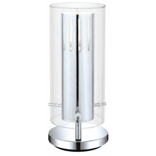 Eglo 93163 - led lampa stołowa pinto 2 1xgu10-led/5w/230v