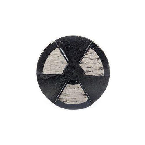 Tarcza z diamentowymi segmentami szlifierskimi round-rap black (zestaw) marki Scanmaskin