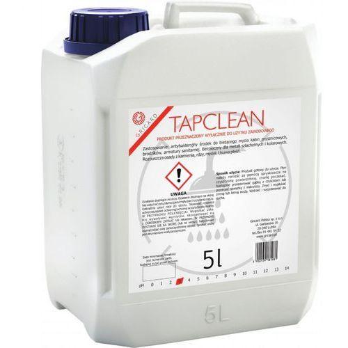 TAPCLEAN Gricard 5L - do bieżącego mycia toalet, kabin natryskowych, armatury