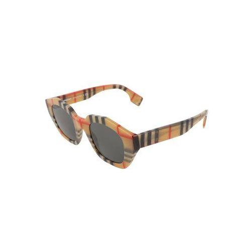 BURBERRY Okulary przeciwsłoneczne beżowy (8053672116915)