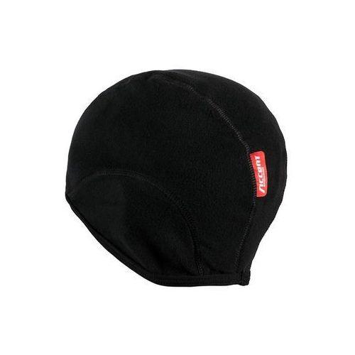 Czapka rowerowa fleece czarna s/m marki Accent