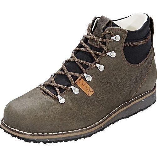 badia plus buty mężczyźni brązowy 43 2018 buty casualowe marki Aku