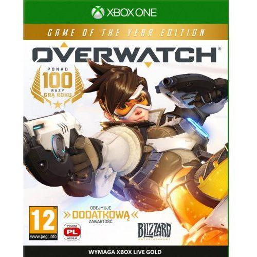 OKAZJA - gra xone overwatch goty marki Blizzard