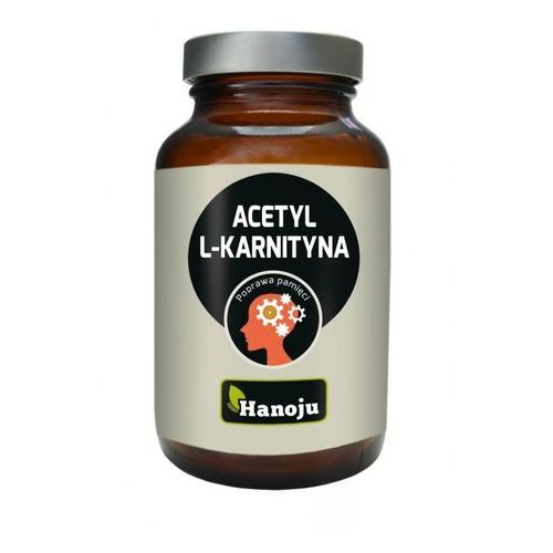 Kapsułki Acetyl L-Karnityna 400 mg (90 kaps.) Hanoju