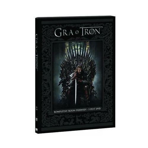 OKAZJA - Gra o Tron. Sezon 1 (5 DVD)
