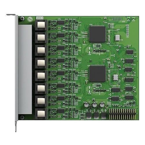 Libra-dsys8 centrala telefoniczna libra karta 8 wyposażeń jednoparowych systemowych aparatów i konsol marki Platan sp. z o.o. sp. k.
