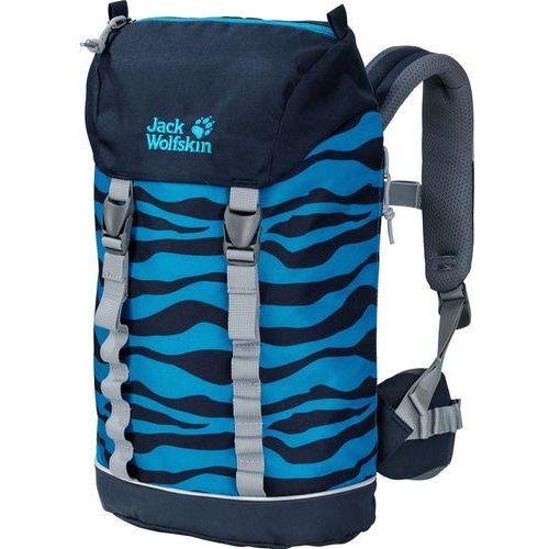 Jack wolfskin jungle gym pack plecak podróżny blue (4055001741939)