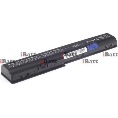 Bateria pavilion dv7-1105eg. akumulator  pavilion dv7-1105eg. ogniwa rk, samsung, panasonic. pojemność do 8700mah. marki Hp-compaq