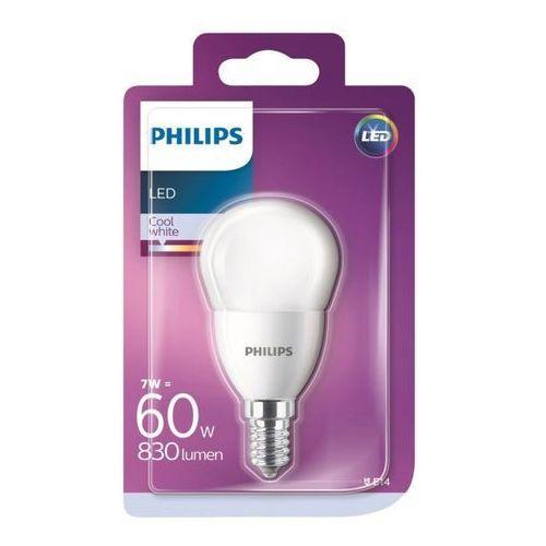 Żarówka LED Philips P45 E14 7 W 830 lm barwa zimna