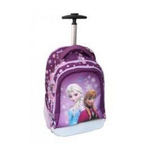 Tornister na kółkach z rączką Trolley Frozen (3850289023156)