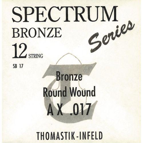 Thomastik (669223) struna do gitary akustycznej Spectrum Single -.043 rw