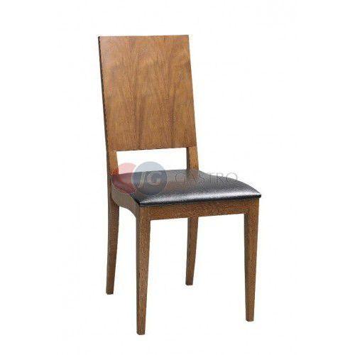Krzesło bez podłokietnika Orzech Paged A-CATANIAo, A-CATANIAo