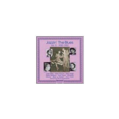 Document records Jazzin the blues 5 - 21tr - (0714298566628)
