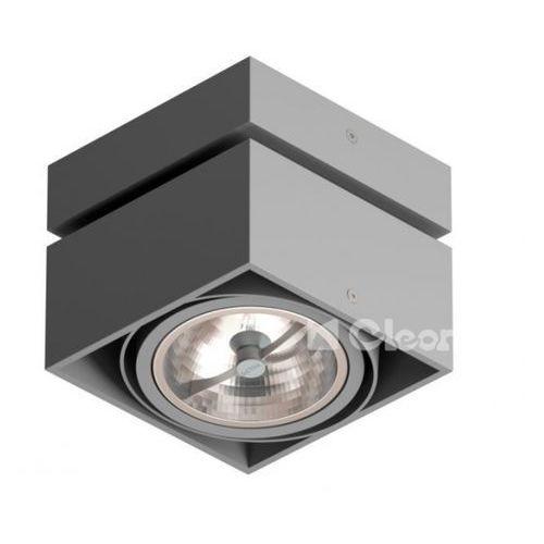 Lampa sufitowa tuz n2sd led111, t019n2sd+ marki Cleoni