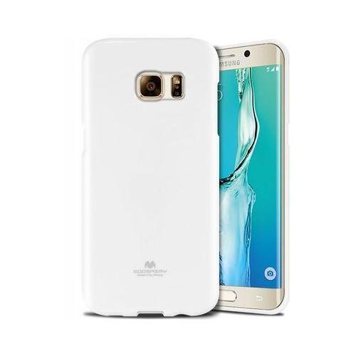 Futerał Back Case Jelly Mercury Samsung Galaxy S8 plus G955 Biały, kolor biały