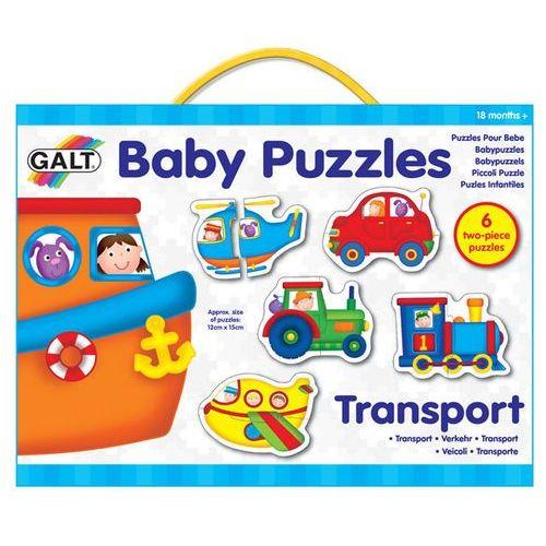 GALT Puzzle dla najmłodszych – środki transportu 2, GA1003037
