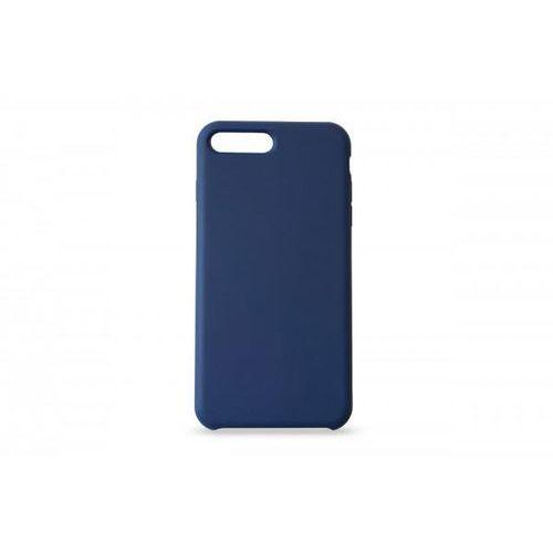 Kmp silicone case do iphone 7 plus/8 plus granatowe