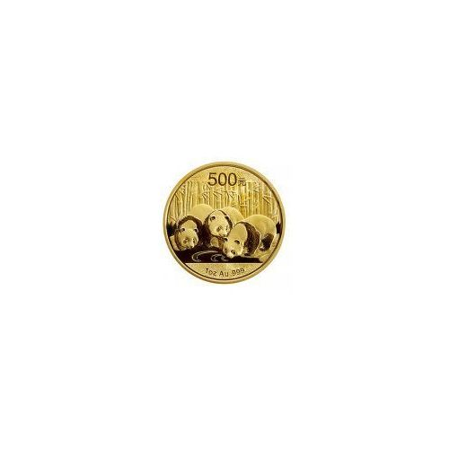 30g Chińska Panda - Złota Moneta Rocznik 2016 - Dostawa Natychmiastowa - produkt z kategorii- Numizmatyka, filatelistyka