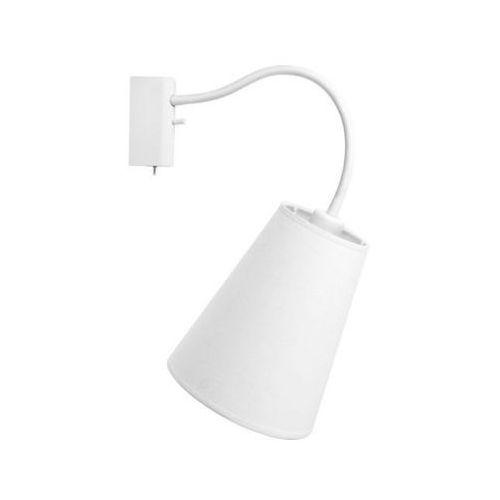 Nowodvorski Kinkiet / sufitowa flex shade white i biała abażur 9764 + rabat za ilość w koszyku!!!