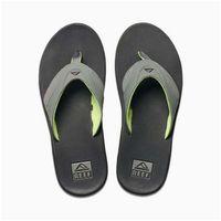 japonki REEF - Fanning Black/Green (BKG) rozmiar: 44