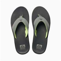 japonki REEF - Fanning Black/Green (BKG) rozmiar: 45