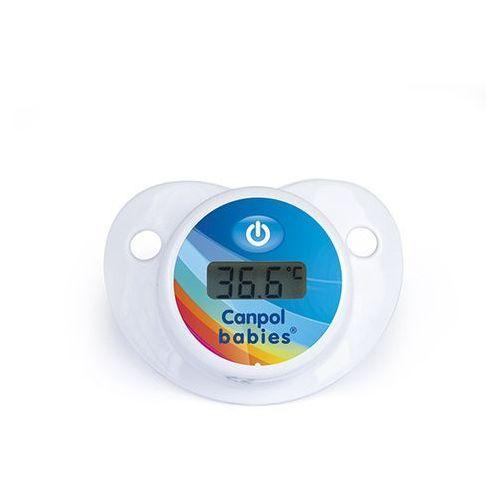 CANPOL Babies Smoczek z termometrem (5903407091037)