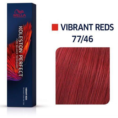 Wella Professionals Koleston Perfect 77/46 Farba do włosów perfekcyjny połysk 60ml