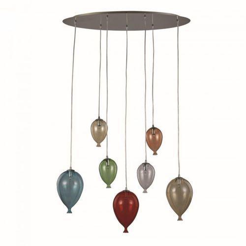 lampa wisząca clown sp7 color - 100937 marki Ideal lux