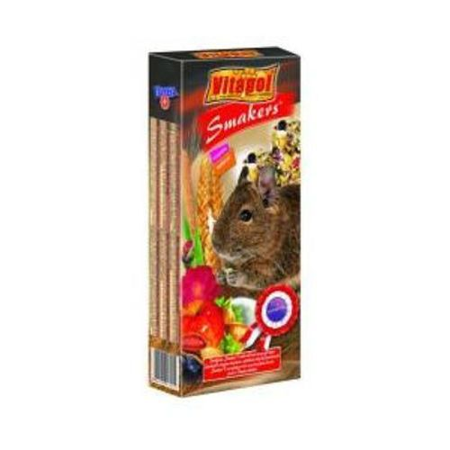 VITAPOL kolby dla koszatniczek owoc/orzech 2 sztuki
