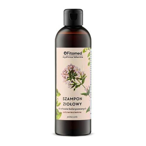 Fitomed szampon do włosów koloryzowanych odcienie ciemne, 250 ml (5907504400327)