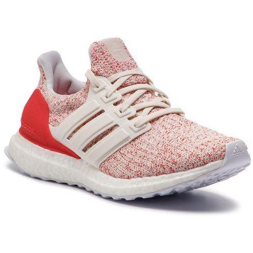 adidas Originals Pharrell Williams Tennis Hu Trainers In White And Pink White Buty damskie czarne w Asos
