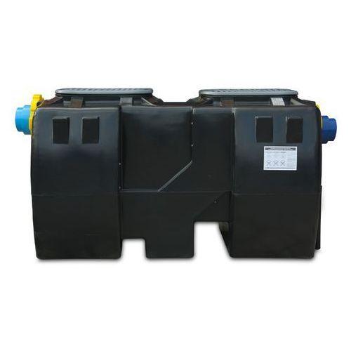 Kingspan Separator oil 3ls i 10l/s z trzykrotnie zwiekszonym odmulaczem