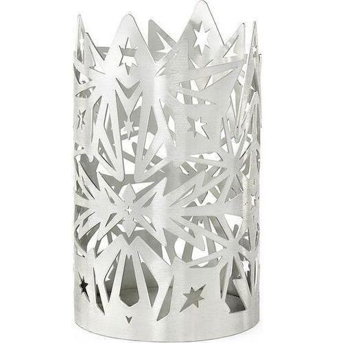 Świecznik karen blixen 16 cm srebrny