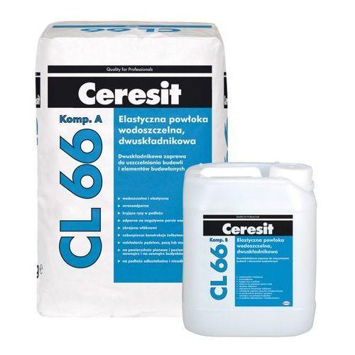Ceresit Powłoka uszczelniająca cl66 elastyczna 20 kg