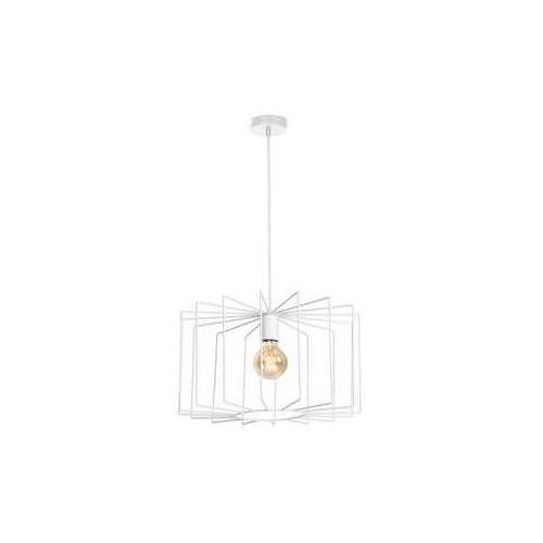 Luminex Wire 1178 lampa wisząca zwis 1x60W E27 biała