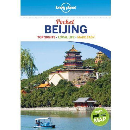 Pekin przewodnik kieszonkowy Lonely Planet Beijing Pocket, oprawa miękka