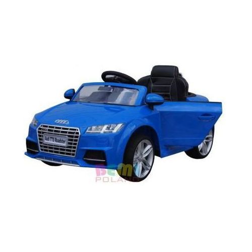 Auto Pojazd na akumulator AUDI TTS LICENCJA DRZW