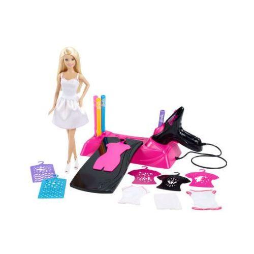 Barbie Mattel  fab life beauty and hairplay -projektuj ubrania