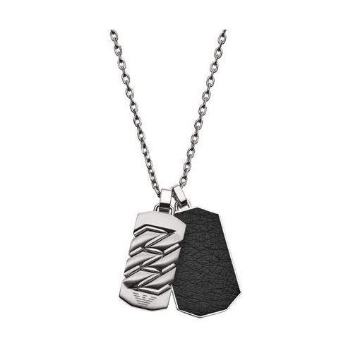 Emporio armani Naszyjnik egs2437040 oryginalna biżuteria ea