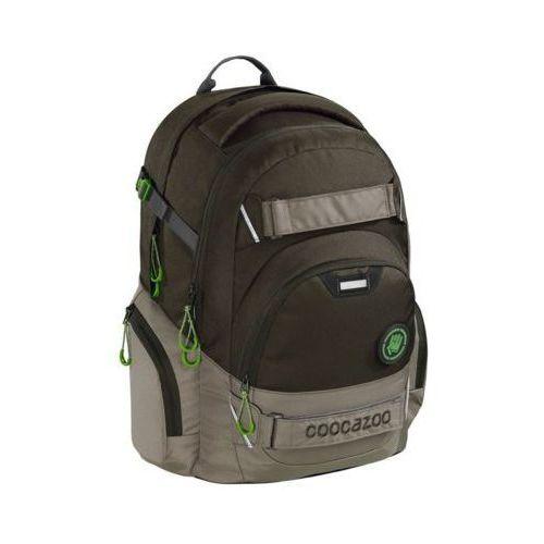 Coocazoo CarryLarry II plecak szkolny 44 cm / Woodsman - Woodsman, 001387310000