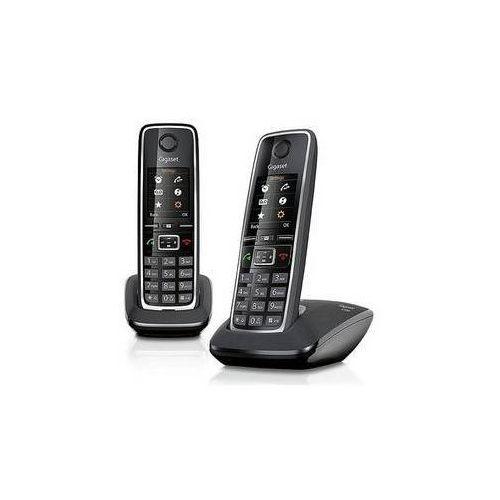 Telefon Siemens Gigaset C530 Duo z kategorii Telefony stacjonarne