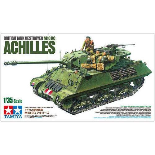 Model plastikowy Czołg Destroyer M10 II C SP Achilles