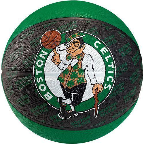 """Piłka do gry w koszykówkę SPALDING Boston Celtics """"7"""""""