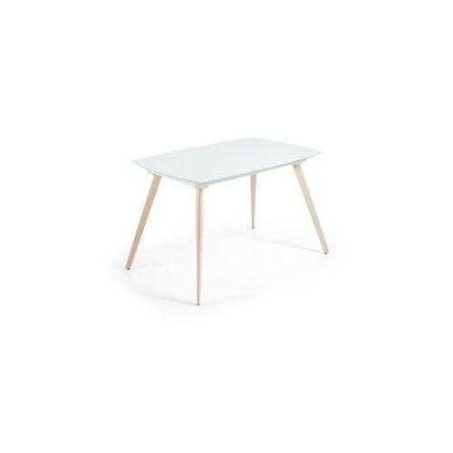 LaForma:: Stół rozkładany SNUGG 140(210) x 88 cm biały