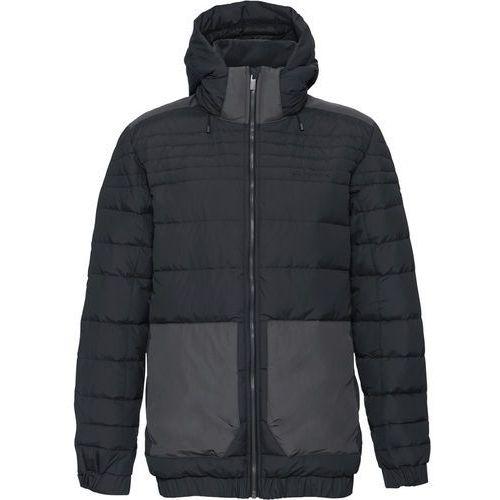 lundby kurtka mężczyźni czarny s 2018 kurtki zimowe i kurtki parki marki Vaude