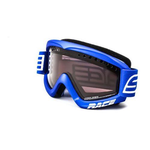 Gogle narciarskie 969 lightning polarized blu/dacrxpfv marki Salice